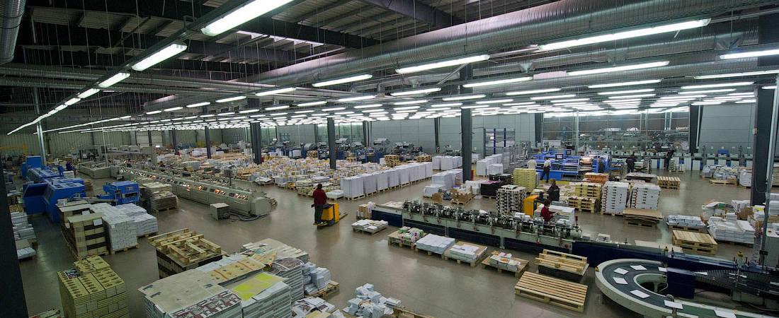 Системы безопасности для складов