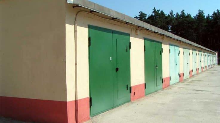 Охранное оборудование для гаража
