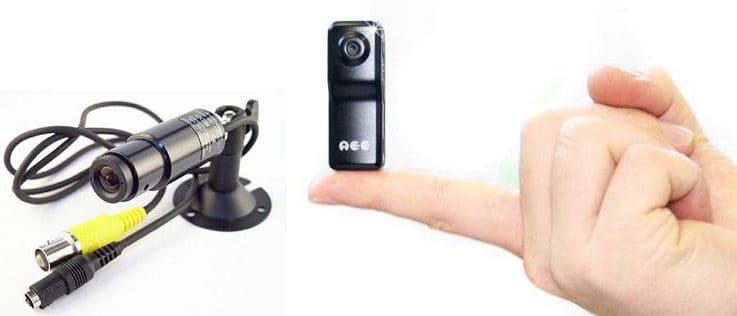 Скрытые системы видеонаблюдения
