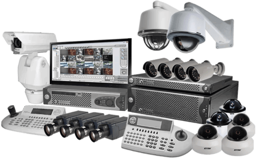 Новинки оборудования охранного