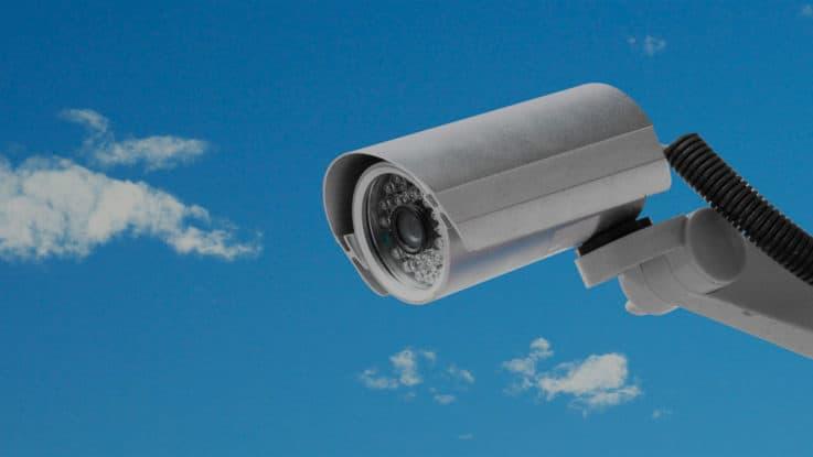 Особенности установки систем видеонаблюдения на частной территории