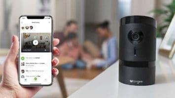 Камера видеонаблюдения, которая уважает личное пространство хозяина